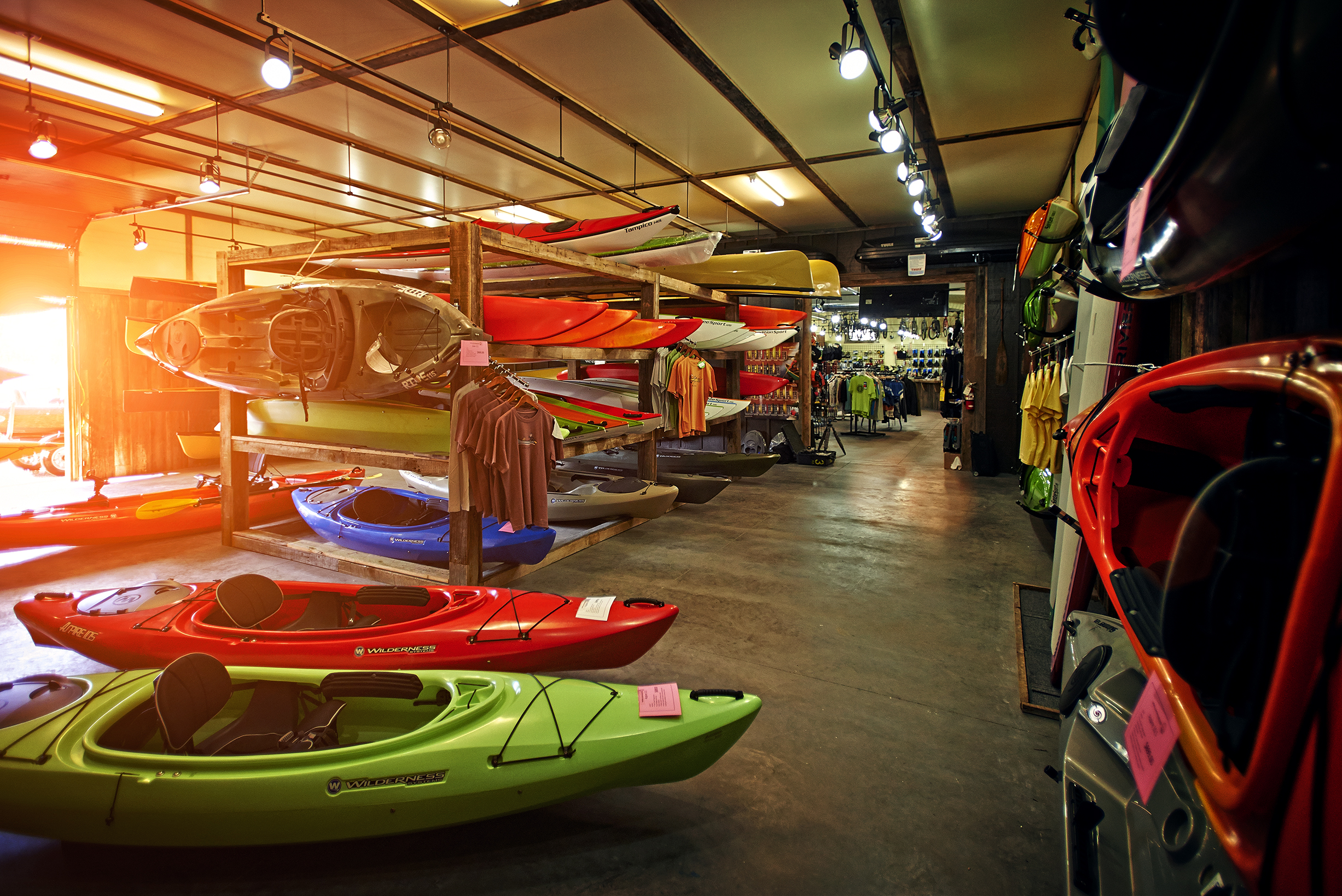 Northbound Outfitters - Hurricane Kayaks, Wildnerness