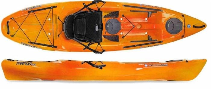 Wilderness systems northbound outfitters for Best fishing kayak under 400